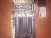 Видеокарта gigabyte geforce GT610 1Gb 64bit DDR3