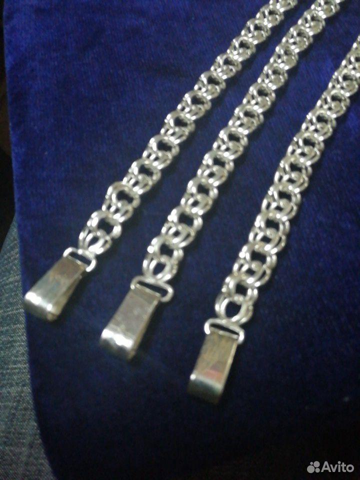 Серебряные браслеты Bismark 925 пробы. Новые от  89118641255 купить 4