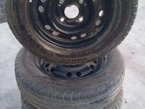Б/у комплект колёс matador stella 2