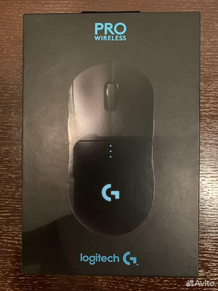 Беспроводная мышь - Logitech Pro Wireless  89059376006 купить 8