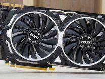 MSI GeForce GTX 1070 Ti armor 8Gb