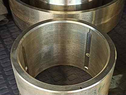 Втулки, шайбы бронза для экг-5