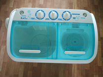 Полуавтоматическая стиральная машина renova ws-40P
