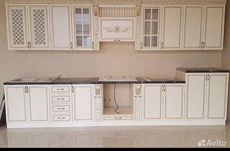 Кухонный гарнитур новая,не подошла по размеру.4,20  89285272818 купить 2