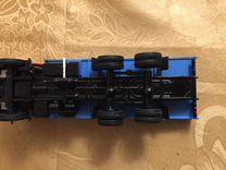 Модель камаз 53212 бортовой