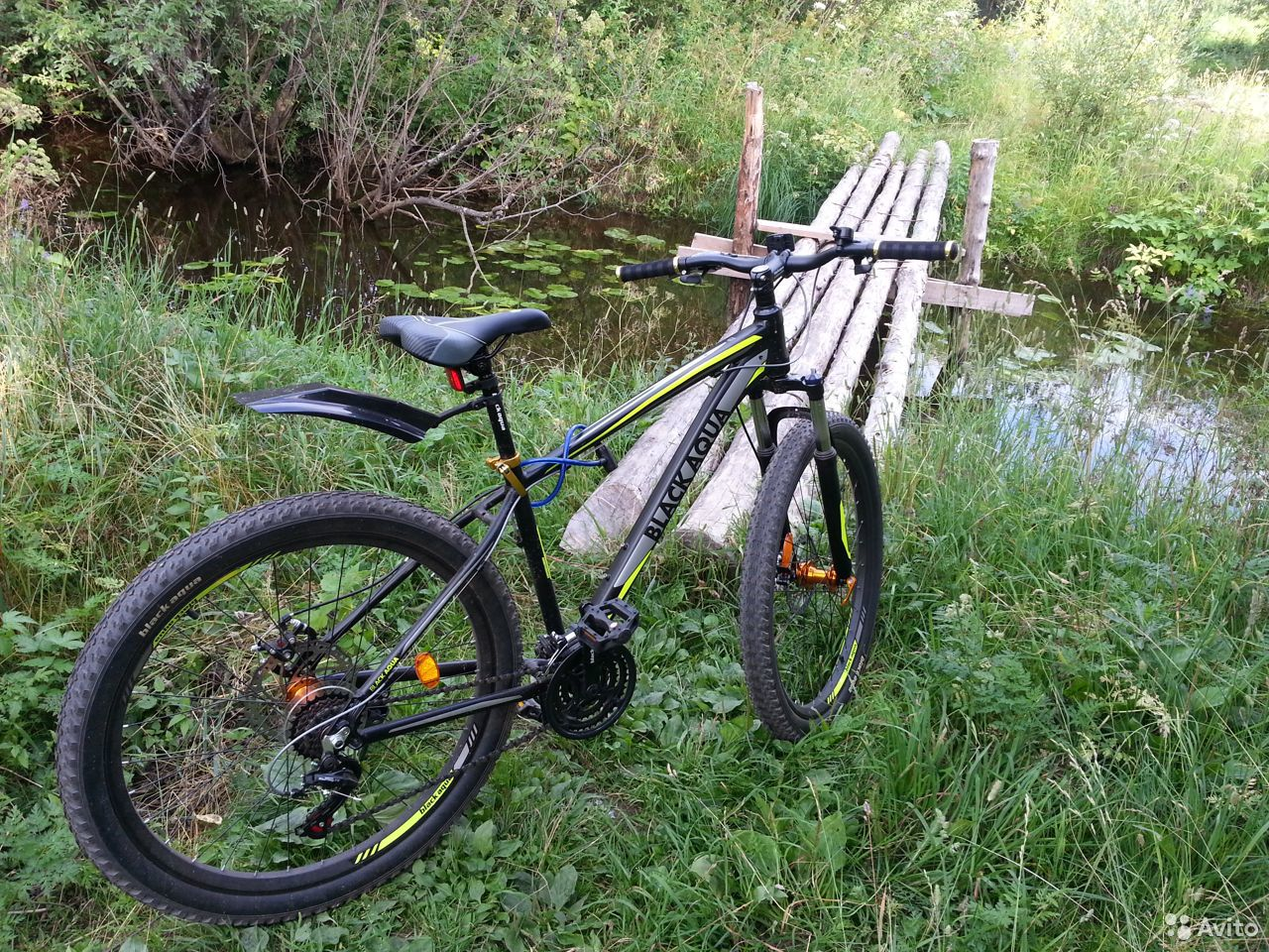Велосипед Black Aqua  89021976005 купить 1