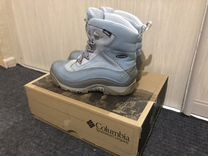 Ботинки зимние Columbia — Одежда, обувь, аксессуары в Перми