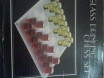 Два набора стопок-шахмат