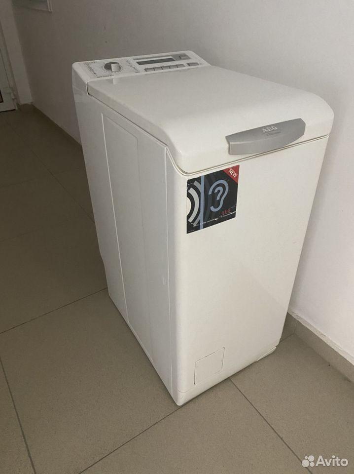 AEG tvättmaskin