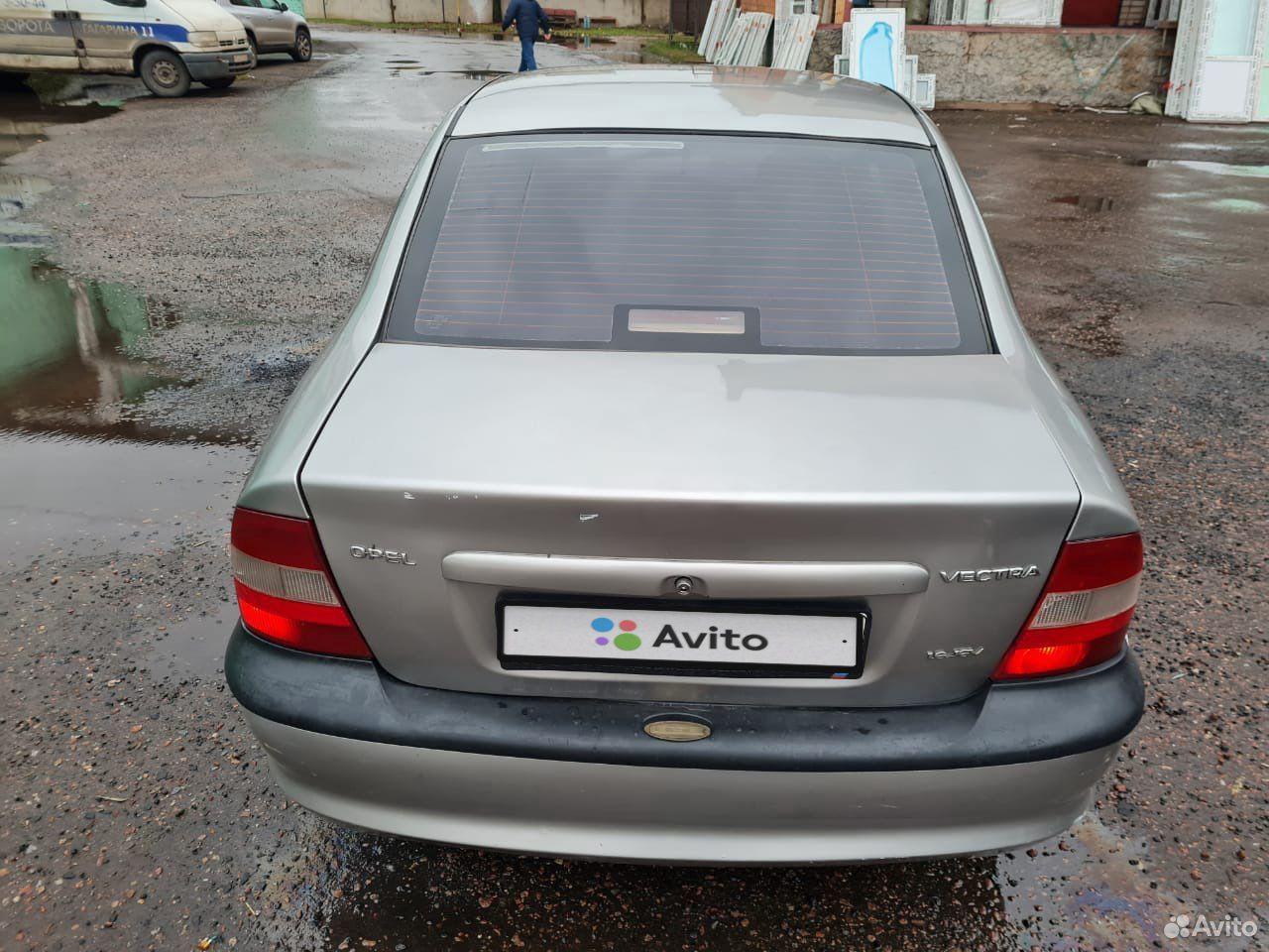 Opel Vectra, 1997  89062221650 купить 6