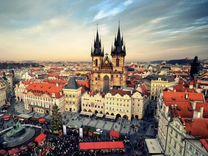 Отель в Чехию