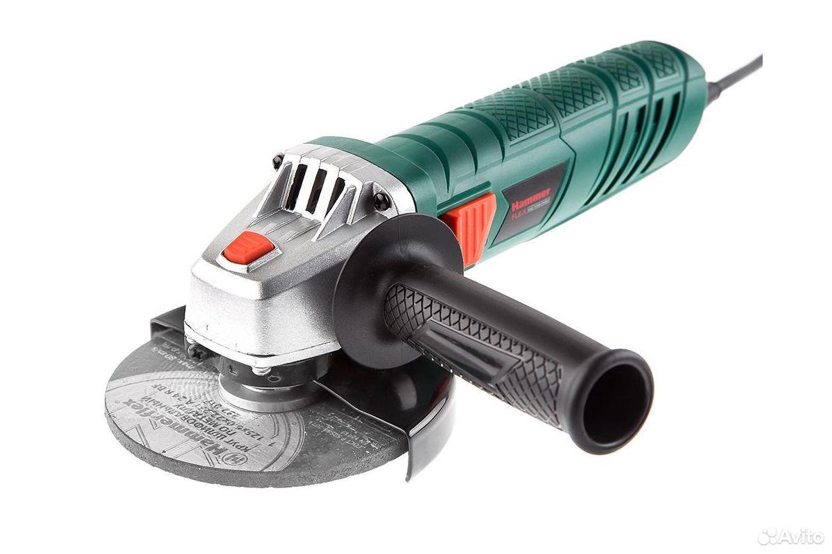 Ушм (болгарка) hammer USM710D