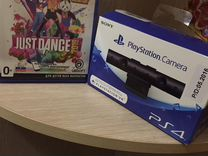 Камера PlayStation 4 (ps4) + Just dance 2019