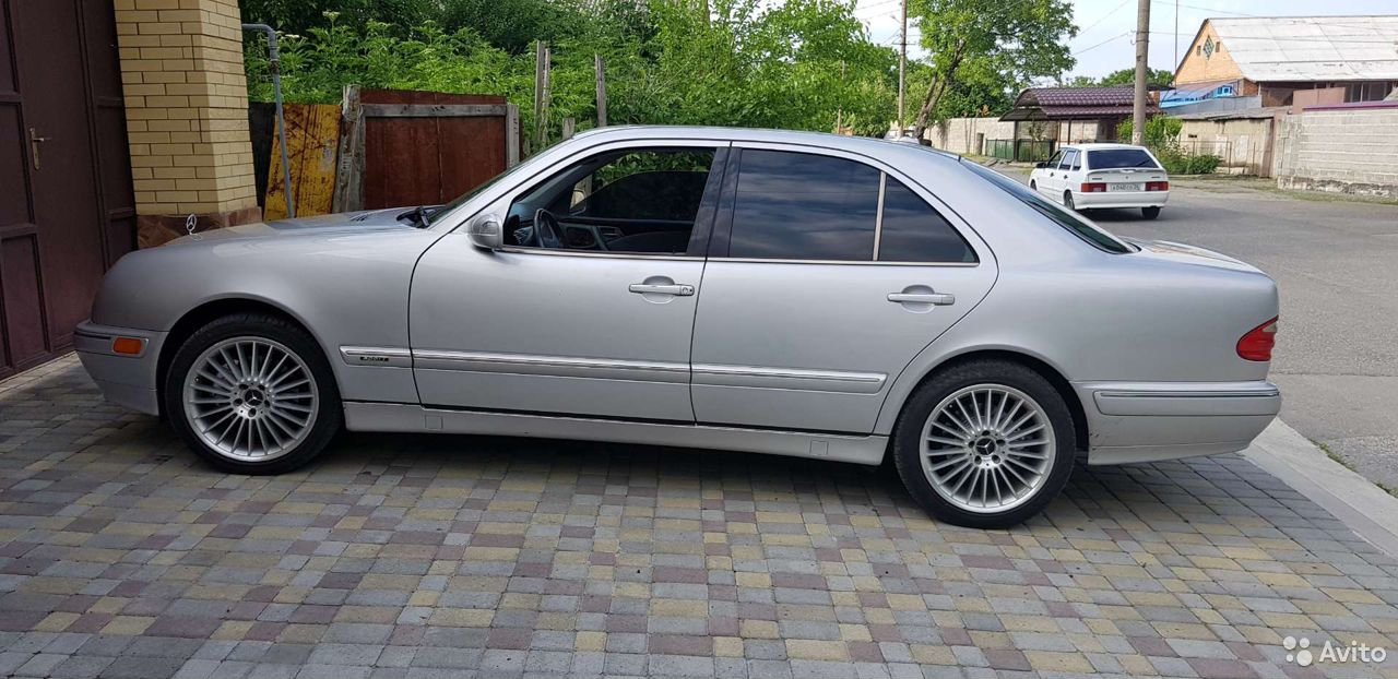 Mercedes-Benz E-класс, 2000  89187099244 купить 2