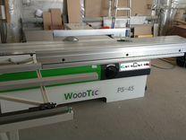 Форматно-раскроечный станок WoodTec PS 45