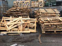 Отдаю Бесплатно лом Ящиков на дрова или для строит