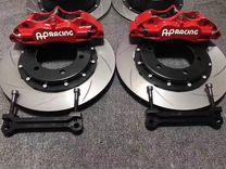 Тормозная система AP rasing для Тойота Ленд Крузер