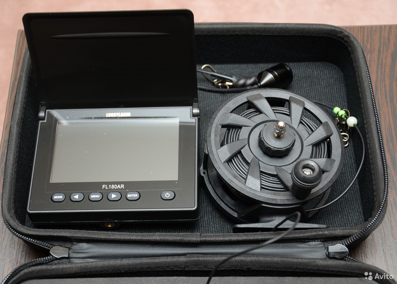 Новая подводная рыбацкая видеокамера Lucky FL180AR  89023310108 купить 2