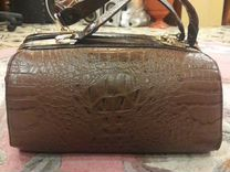 Дамская сумка саквояж