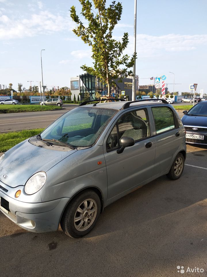 Daewoo Matiz, 2010  89184503197 купить 1
