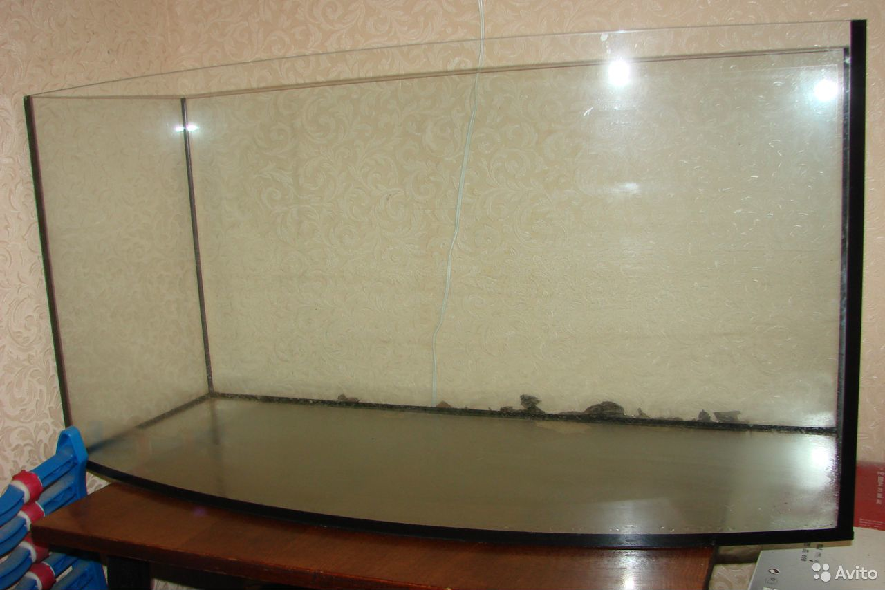 Аквариум польский 100 л  89129553856 купить 1