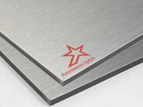 Плита алюминиевая композитная GoldStar Стандарт 0