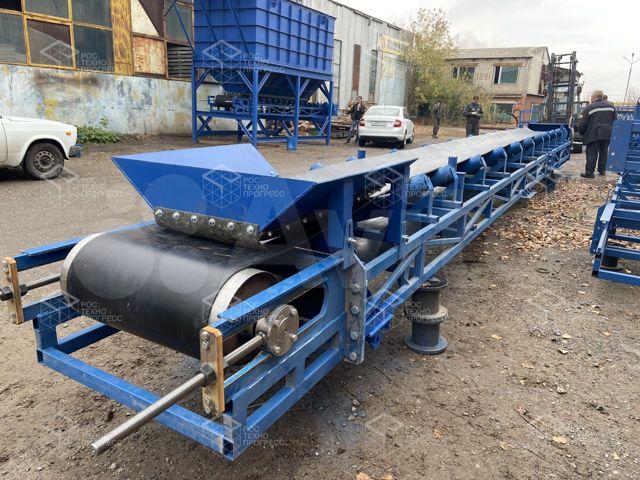 Ленточные конвейеры в липецке на для чего шахтные конвейеры