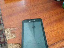 Телефон микро макс включаеться но экран не работае