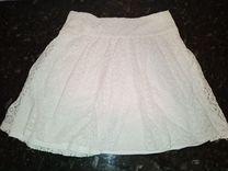 Красивая кружевная юбка incity