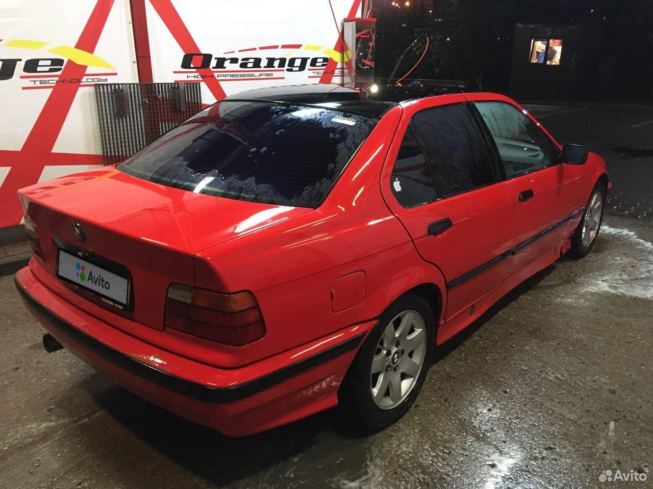 BMW 3 серия, 1992  89521112626 купить 3