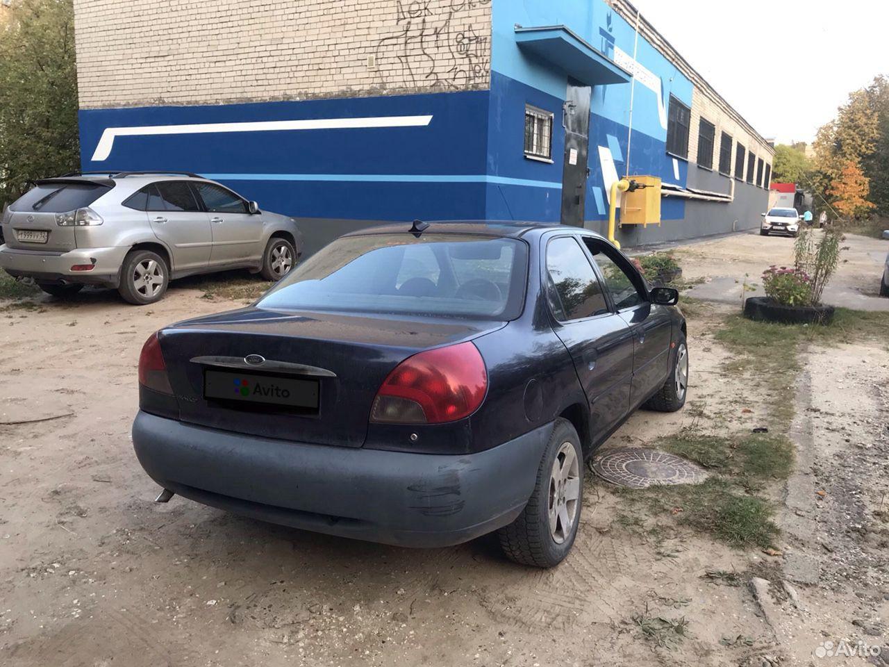 Ford Mondeo, 1997  89587487414 купить 3