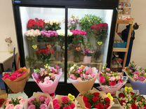 Цветочный магазин с большим трафиком