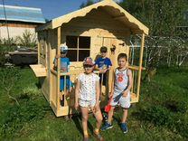 Детский игровой дом