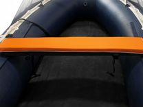 Накладка мягкая на сиденье 750*200 мм