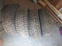 Колеса зимние (резина) Hankook winter ix Pike RS