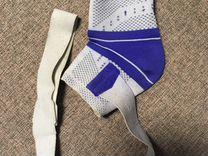 Активный бандаж на голеностопный сустав