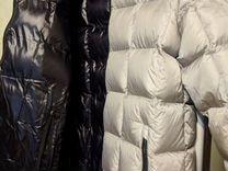 Двойной пуховик Armani,зима
