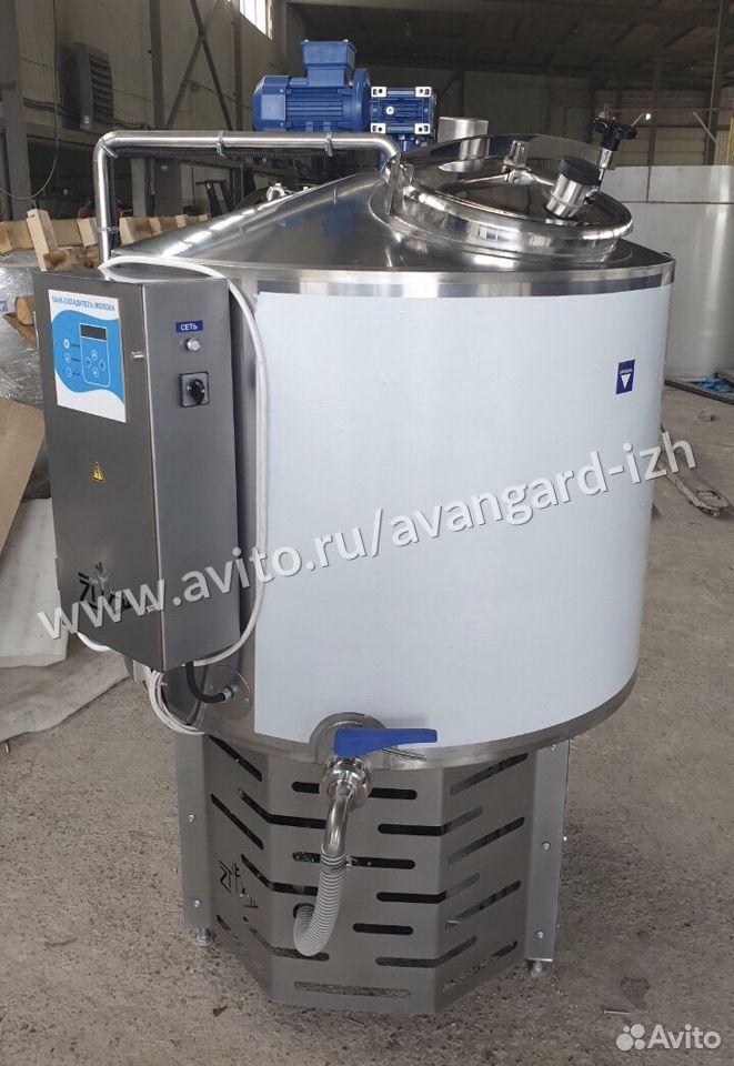 Охладитель для молока закрытый  89511953938 купить 2