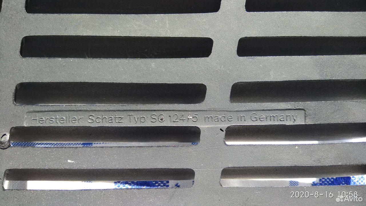 W124 решетка орегинал
