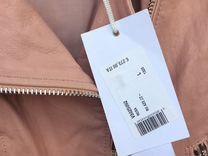 Новая кожаная куртка косуха Imperial Италия