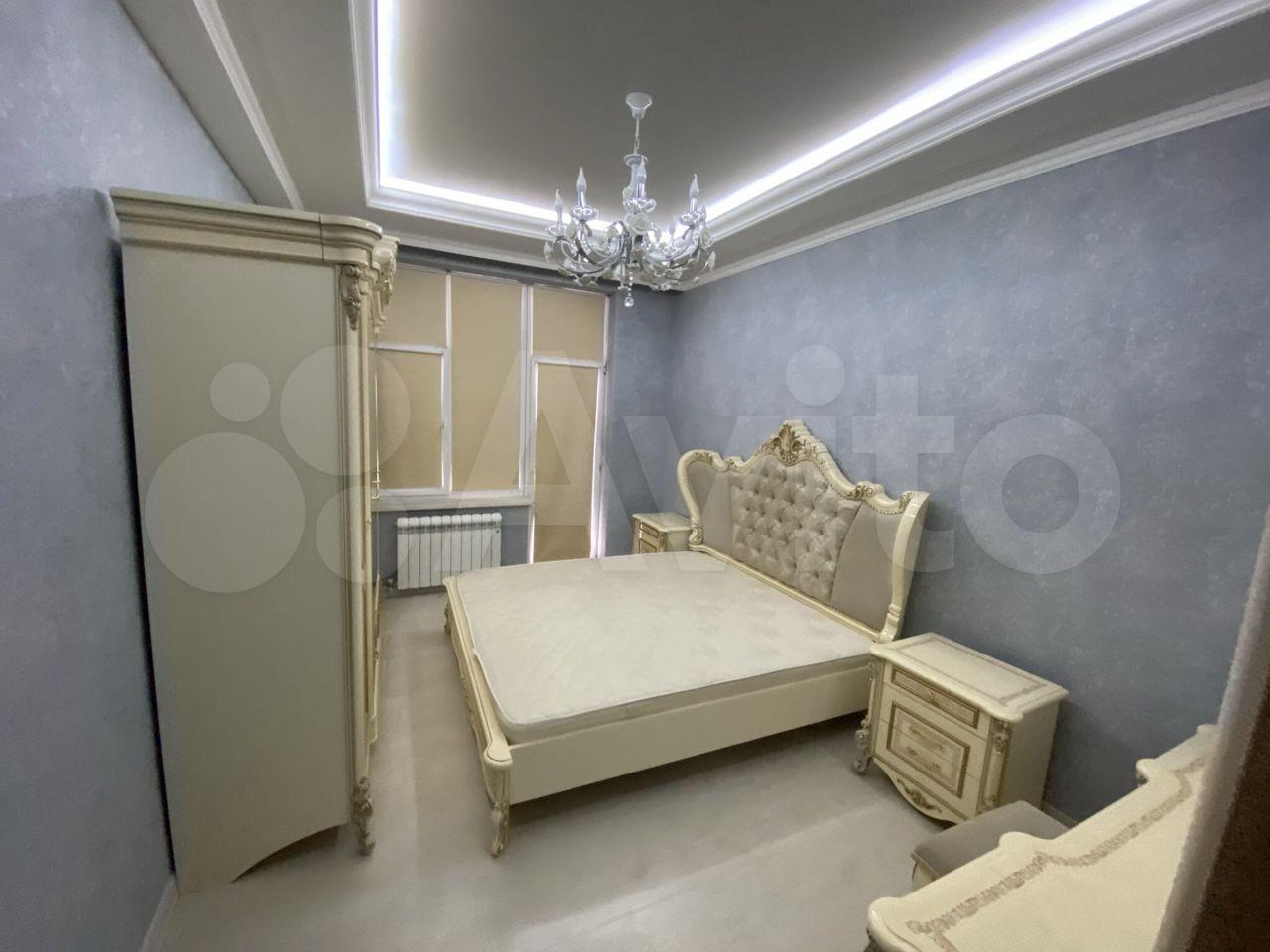 3-к квартира, 120 м², 15/15 эт.  89606376719 купить 4