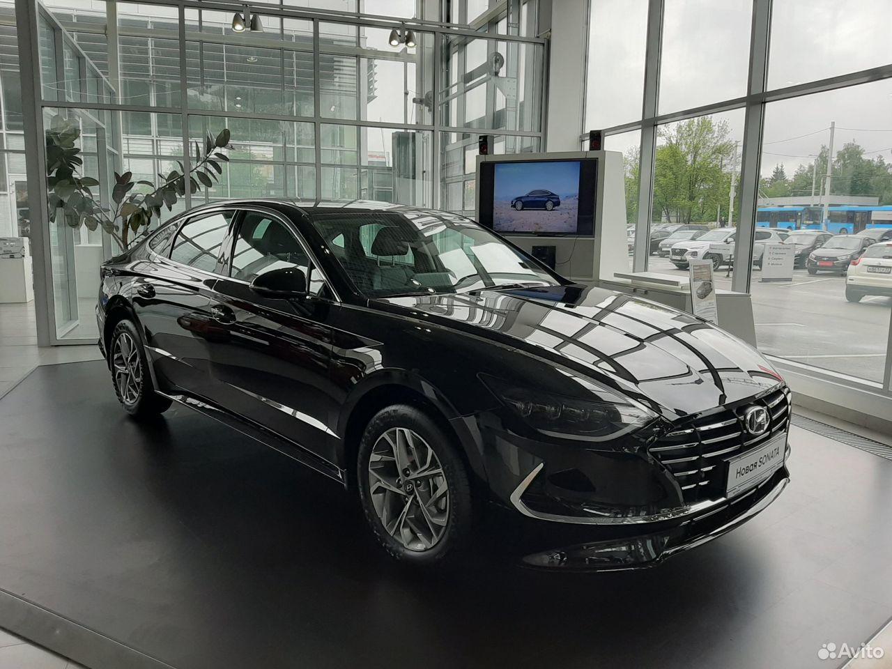 Hyundai Sonata, 2020  89133308137 купить 2