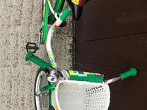 Велосипед Stels, колесо 18