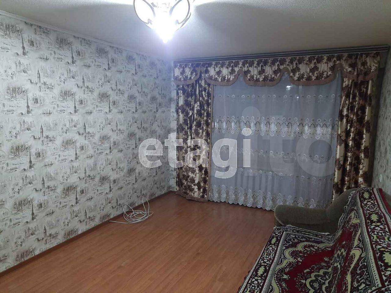 1-к квартира, 32.2 м², 1/5 эт.