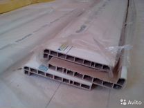 Подоконник пластиковый ширина 350мм