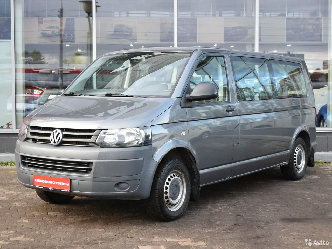 Volkswagen Caravelle, 2012  88182448027 купить 1