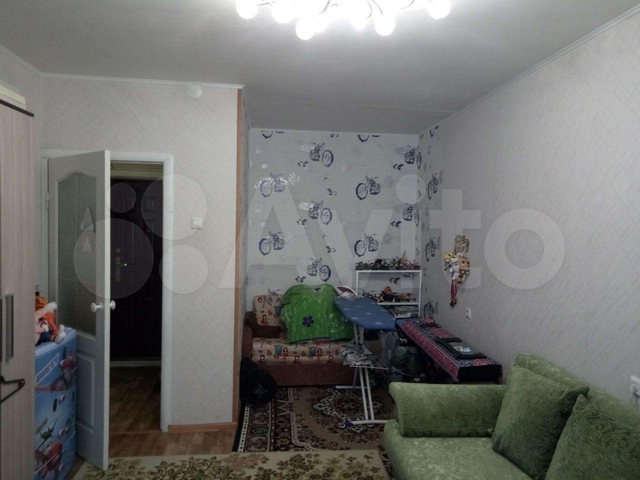 1-к квартира, 33 м², 3/7 эт.  89226928482 купить 7