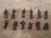 Модель солдатиков