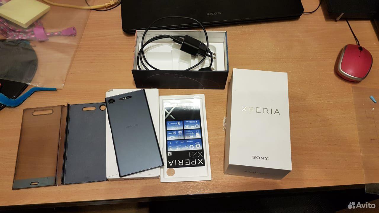 Смартфон Sony Xperia XZ1  89242047573 купить 1