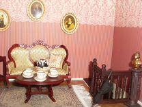 Дом мечты в викторианском стиле масштаб 1:13